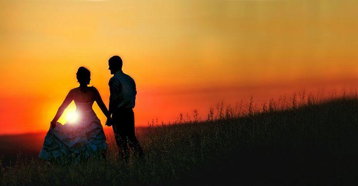 Fairy tale wedding photo, Disney wedding, Lodi ca, stockton ca, Amanda Collins Photography, silhouette photo, sunset photos