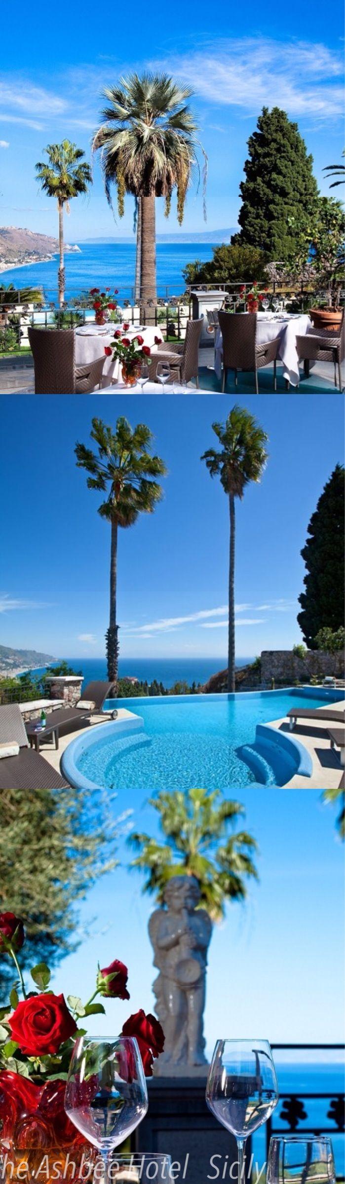 Italy - sicily ashbee hotel