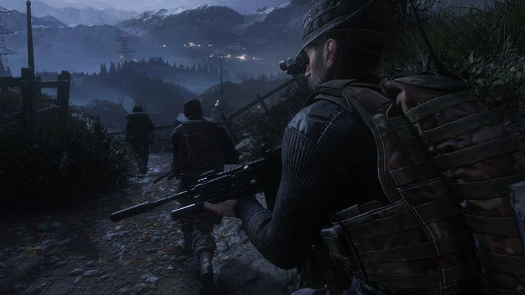 Official Call of Duty®: Modern Warfare Remastered 2017 Launch Trailer