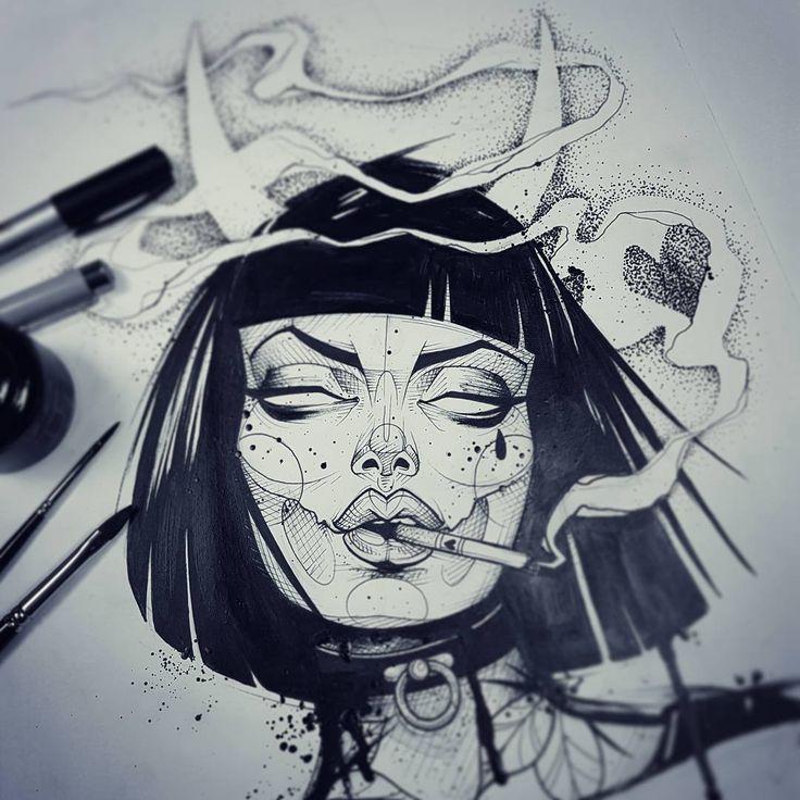 // Einblick in etwas Neues // #illustration #graphicdesign #whatsitgonnabe #ka …. – 25 + VIP