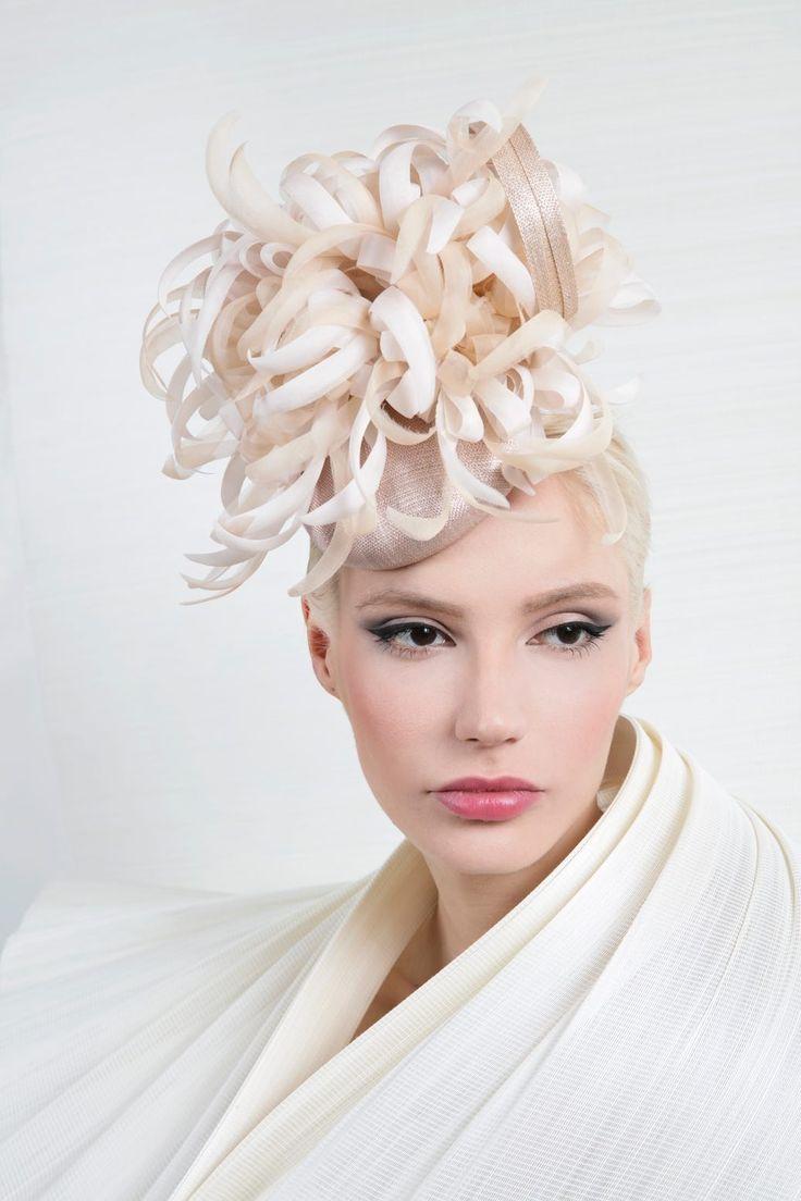 Hair accessories launceston - Oc 286 Philip Treacy London