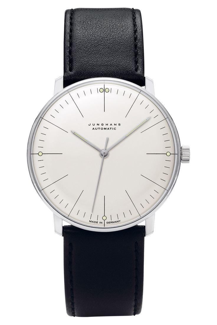 JUNGHANS 027/3501.00 max bill Automatic Herrenuhr jetzt günstig im uhrcenter Uhren Shop bestellen. ✓Geprüfter Online-Shop ✓Versandkostenfrei.