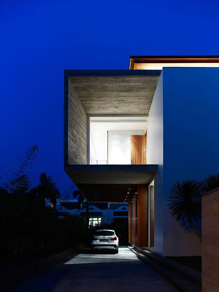 M House by ONG | HomeDSGN, a daily source for inspiration and fresh ideas on interior design and home decoration.