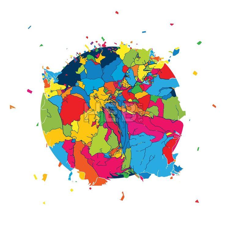 Cyprus Map Vector%0A San Marino Creative Vector Map