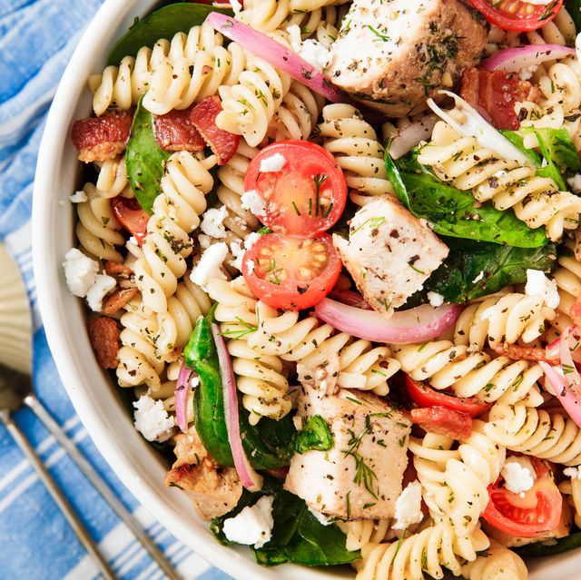Chicken Pasta Salad Recipe Easy Pasta Salad Recipe Pasta