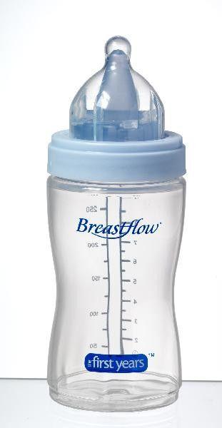 First Years Breastflow BPA Free Bottle 9oz-1pk