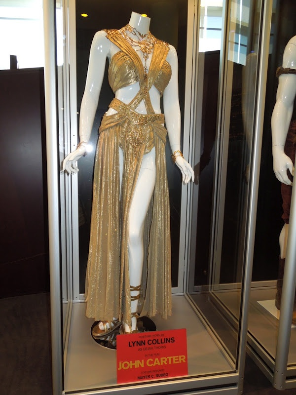 "Dress from movie ""John Carter"""