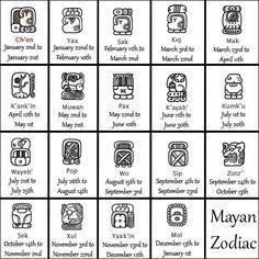 mayan logograms - Buscar con Google