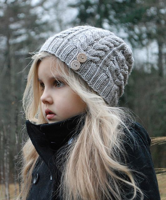 Ravelry: Serenity Hat pattern by Heidi May