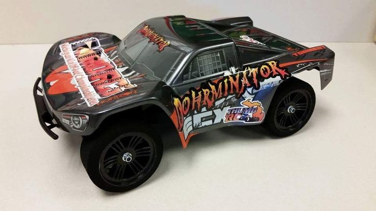 Taking the ECX Torment 1/18 SCT to the Track http://smallscalerc.com/taking-the-ecx-torment-118-sct-to-the-track/