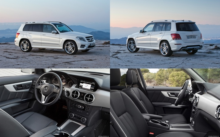 2013 Mercedes Benz GLK 350  Love this interior. Would love the exterior to  be black.