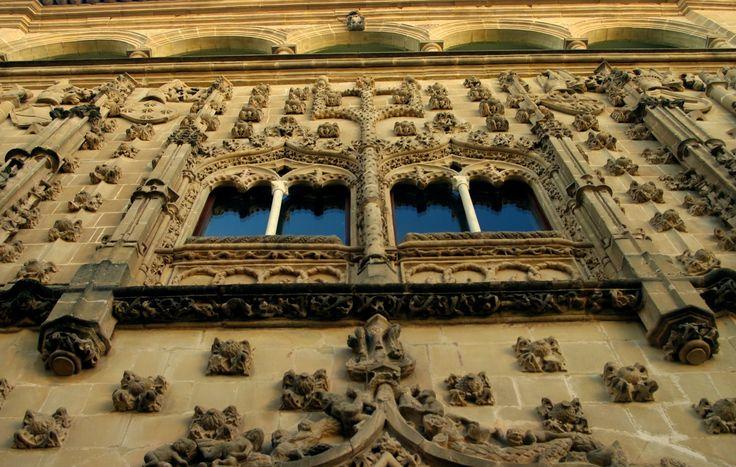 Fotos de Jaén: Baeza - Fachada Universidad