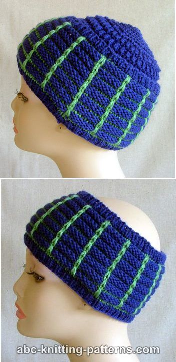 Beanie and Headband Set