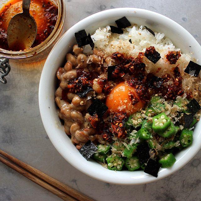 Natto Bowl Mix...