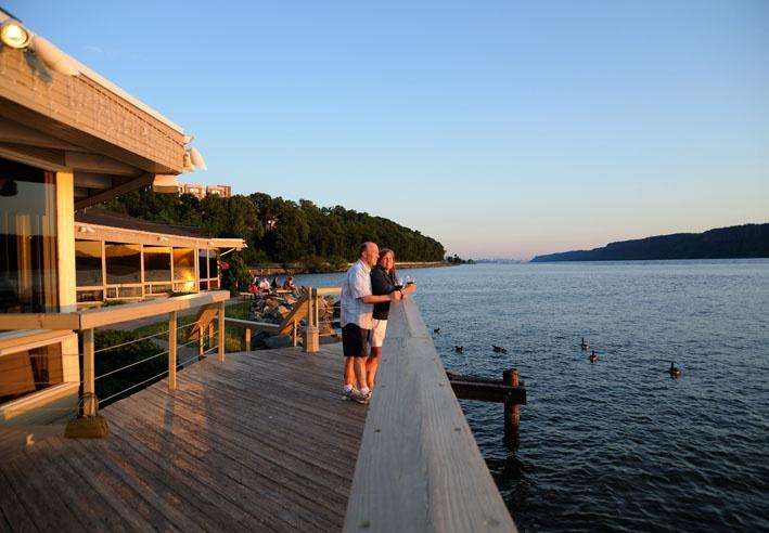 Half Moon Restaurant -Dobbs Ferry