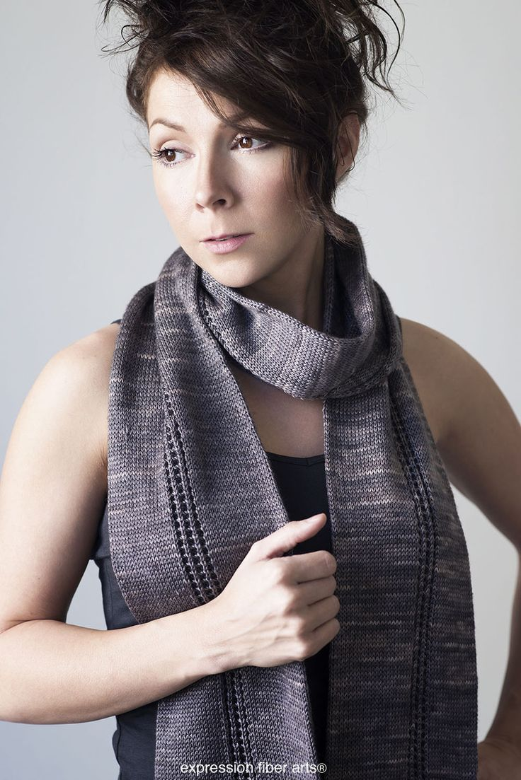 Expression Fiber Arts, Inc. - Mind the Gap Tube Scarf Free Knitted Pattern, $0.00 (http://www.expressionfiberarts.com/products/mind-the-gap-tube-scarf-free-knitted-pattern.html)