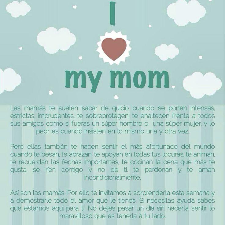 @experiencelab_: Nota para consentir a la mamá. #FelizDiaDeLaSupermadre!!  #todoesposible