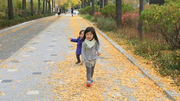 Yerin & Yeseo Park