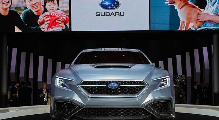 Triple debut Subaru en el Auto Show Tokio 2017, vistazo al futuro - http://autoproyecto.com/2017/10/triple-debut-subaru-auto-show-tokio-2017.html?utm_source=PN&utm_medium=Pinterest+AP&utm_campaign=SNAP
