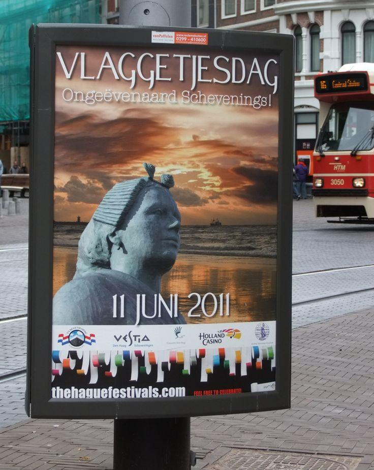 Vlaggetjesdag poster 2011