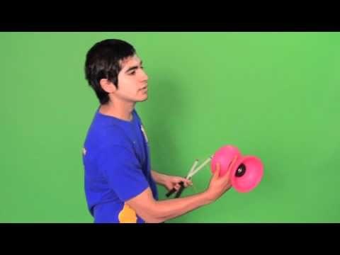 Tutorial látigo con diabolo tienda malabares - YouTube