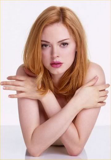 rose mcgowan strawberry blonde - Google Search