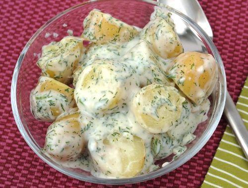 Stuvad potatis | Gott att laga på överbliven kokt potatis