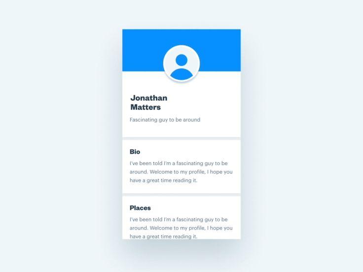 Edit Profile Pt.2