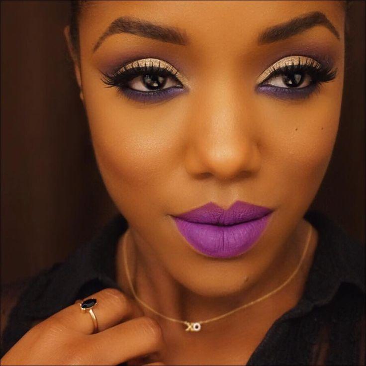 Serving Face 8 Essential Makeup Tips For Dark Skinned Women   Dark Dark Skinned Women And ...