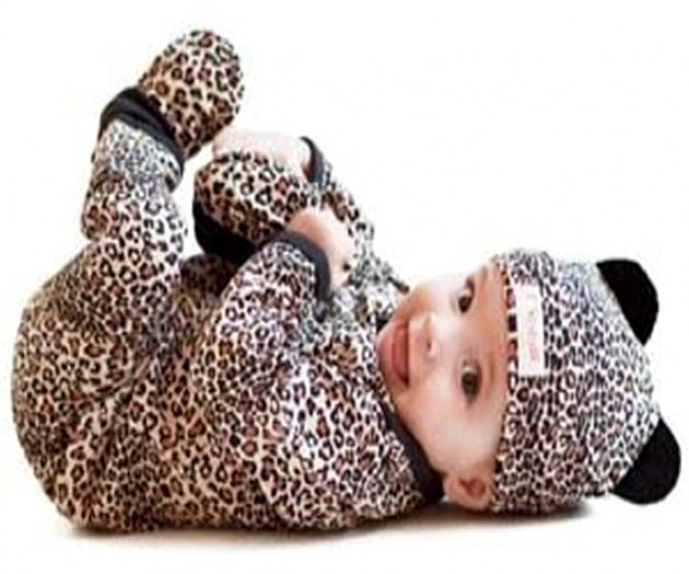 cheetah print clothes for babies - Google Search