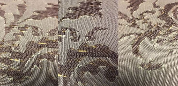 Industrialmente este estampado es realizado en base a sustancias químicas provocando la disolución de las fibras celulósicas o proteicas que contenga la tela creando un diseño con transparencias e…