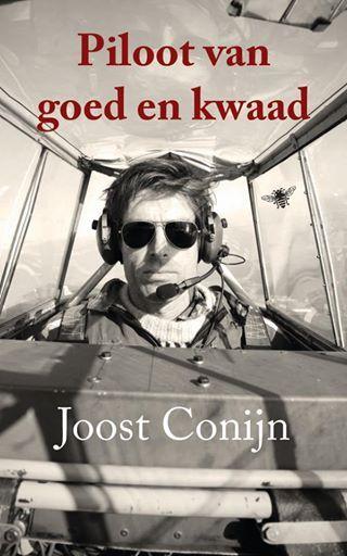 Homo Ludens: Joost Conijn /  Ze bestaan nog: ware helden zoals Conijn, die zelf een vliegtuig bouwt van ijzer en hout en er mee naar Afrika vliegt.
