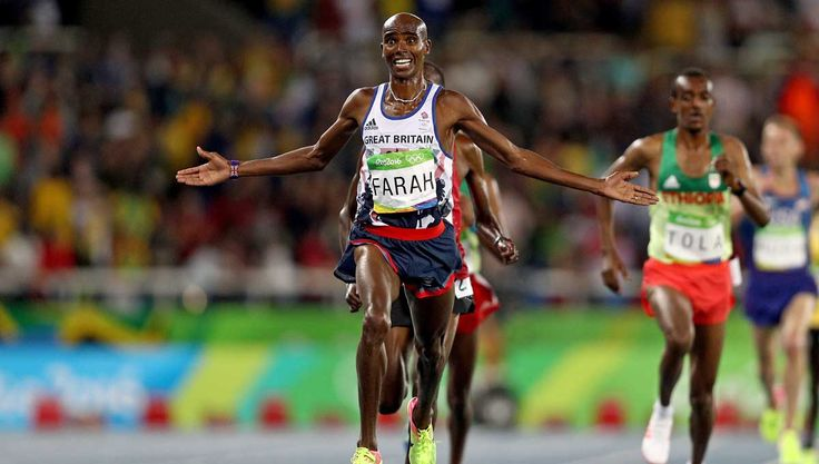 The Daily Mail is going to have to see a doctor after black Muslim immigrant Mo Farah won gold for Team GB.