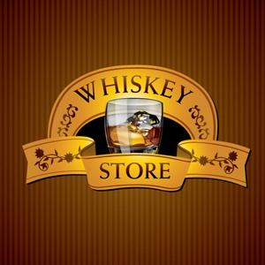 Whiskey Store Free Vector