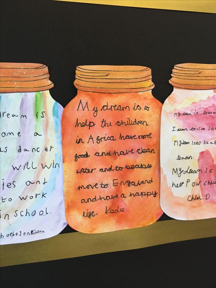 BFG Dream Jar display