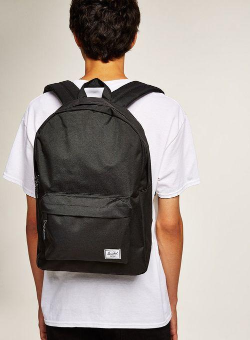 HERSCHEL Black  Classic  Backpack - Men s Bags - Shoes   Accessories ... 0128e71b5bf53