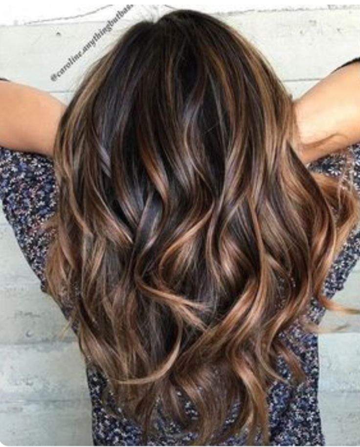 long bronde hair