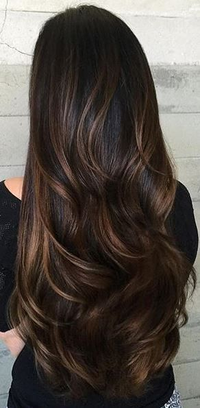 Okay, we know lobs are having a major moment, but on the flip side, superlong hair is also making a comeback. If you're thinking about trying the trend, make sure you layer it so it doesn't look too heavy or lifeless.