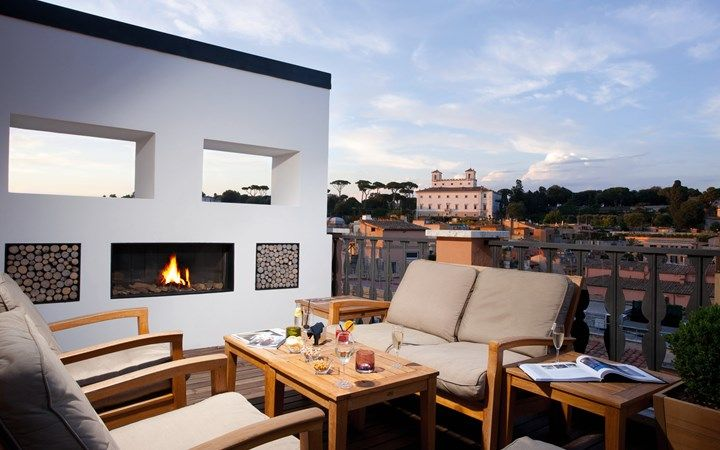 Enjoy gracious hospitality at Portrait Roma located in Rome, Italy that meets the expectations of the most discerning guests.