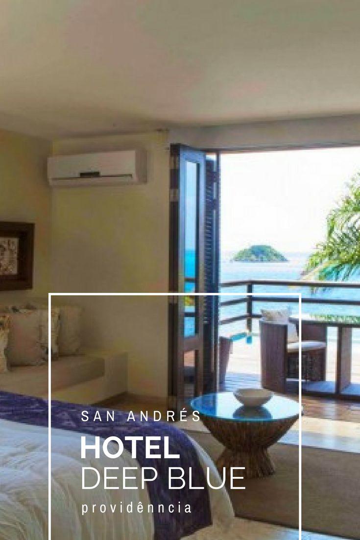 Conheça tudo sobre o Deep Blue, hotel maravilhoso em Providência perto de San Andrés: http://viajandocomsy.com.br/hotel-deep-blue-providencia/