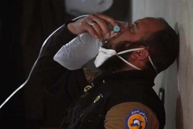 Rights group accuses Syria of several likely nerve agent attacks