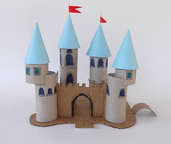 73 best images about tijd van de steden en staten 1000 - Manualidades castillo medieval ...