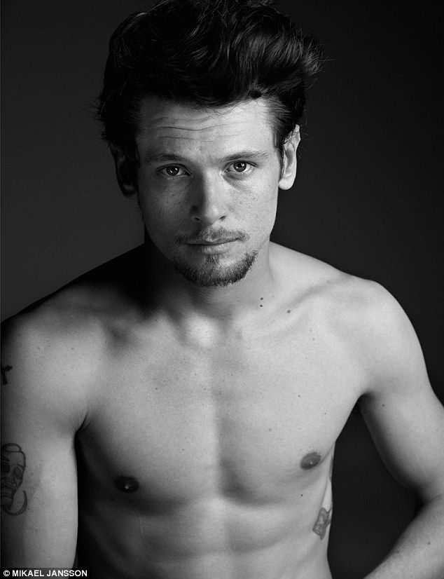 Jack o'connell tattoos real