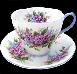 Royal Albert - Blossom Time Series - Lilac