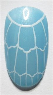 Something Blue Nail Art - Nails Magazine