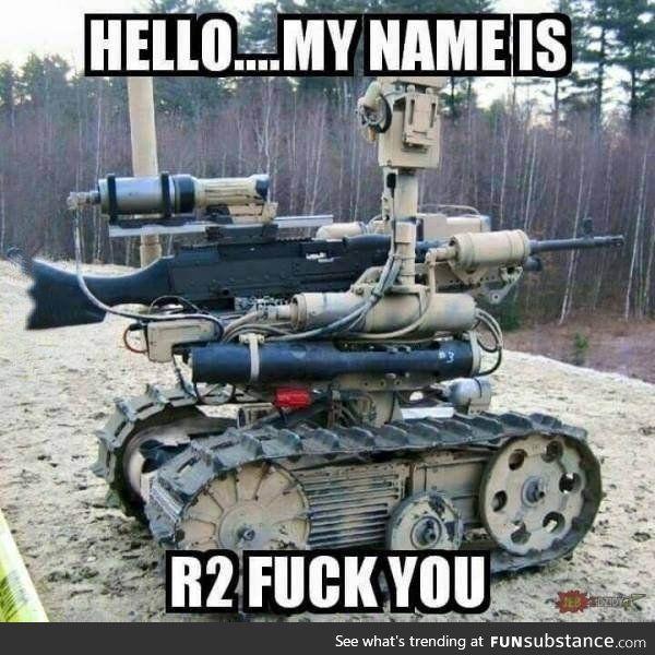 Hey it's R2FU