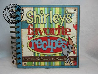 Great recipe book idea.  Need to get a Cinch soon!