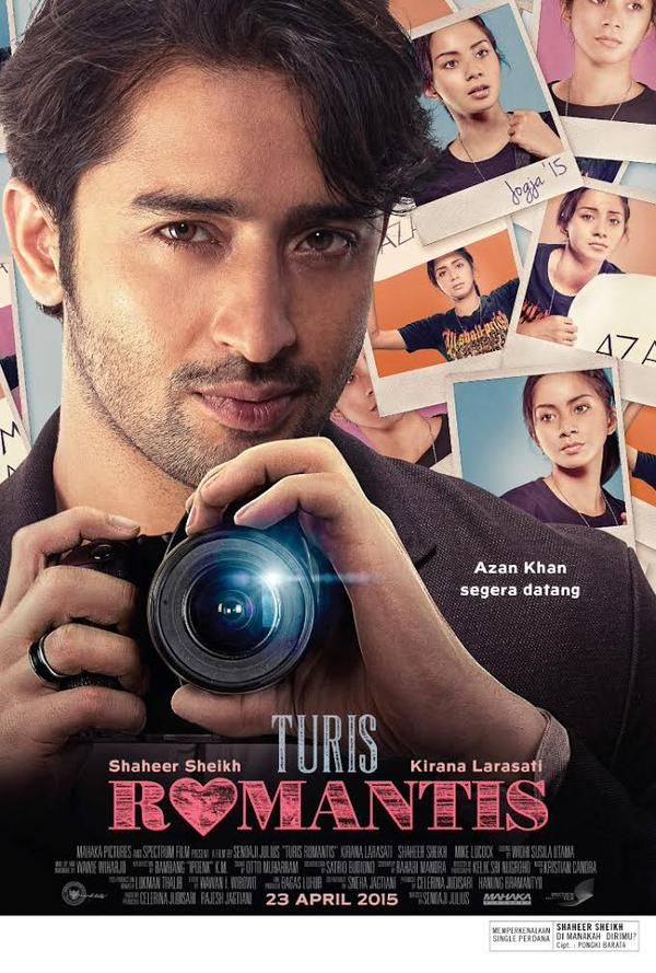 Shaheer's Movie Poster