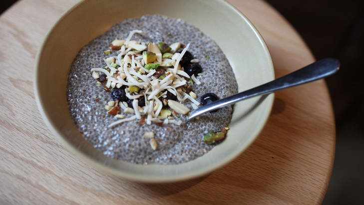 Chia seeds, kale and berries ... here are 10 foods to boost your digestion