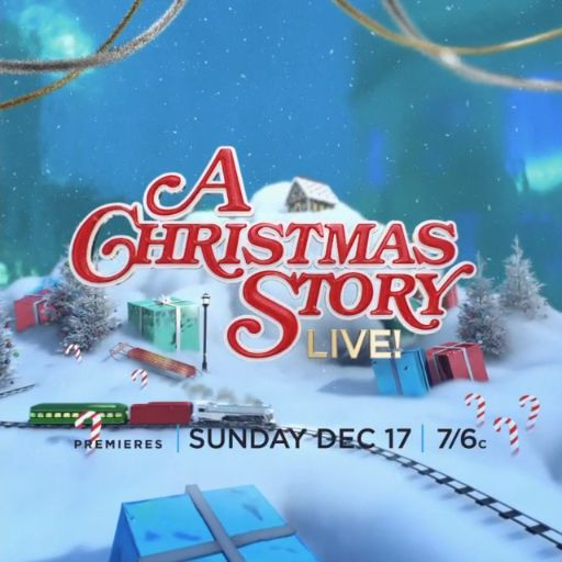Join A Christmas Story Live TONIGHT 7/6c on FOX! The Old Man, played by Chris Diamantopoulos, shares his favorite Christmas present memory!